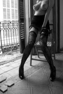BN EROTIC ART LINGERIE FETISH LEGS03