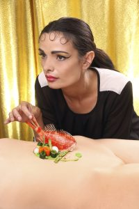 CHEF TRAVELER EROTIC MEAL CONCEPT00