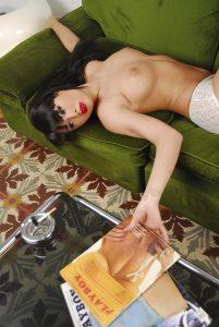 Erotic girl 60s playboy00